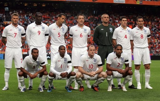 Teams of the World Cup – #9 England