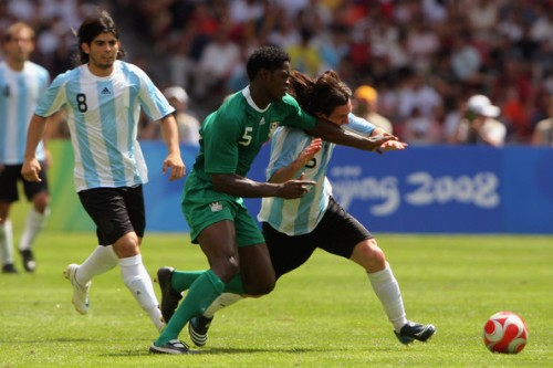 World Cup O2W - Dele Adeleye