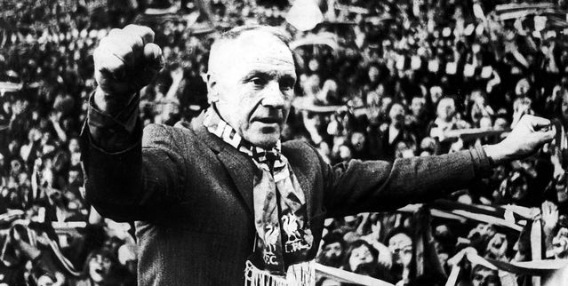 Bill Shankly, one